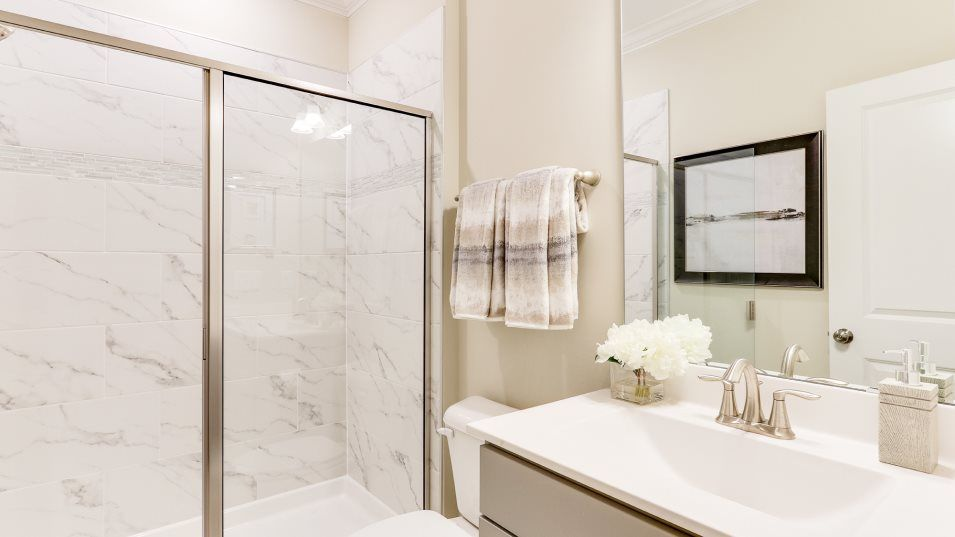 Bathroom featured in the Edison II By Lennar in Raleigh-Durham-Chapel Hill, NC