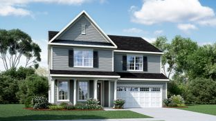 Edison II w/ 3rd Floor - Tryon - Classic Collection: Wake Forest, North Carolina - Lennar