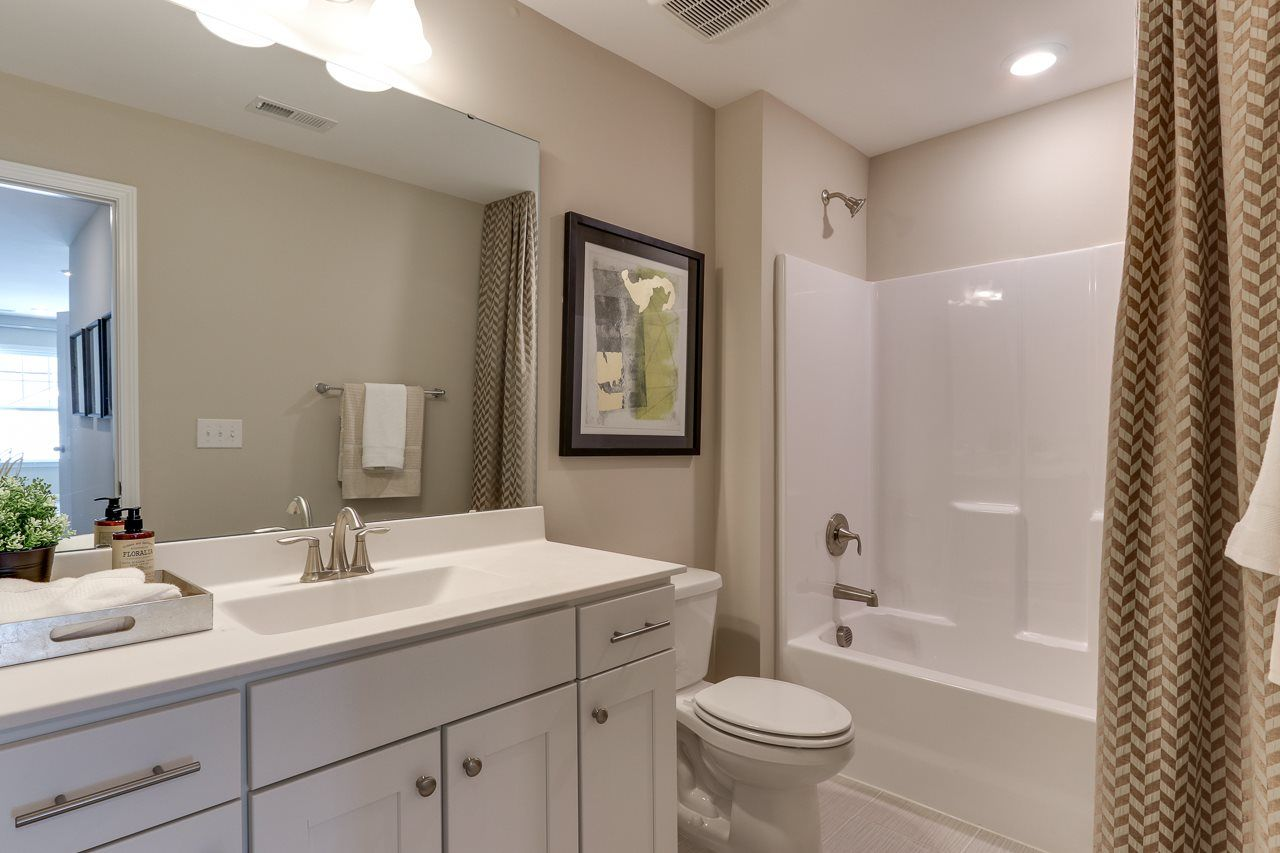 Bathroom featured in the Monaco II By Lennar in Raleigh-Durham-Chapel Hill, NC