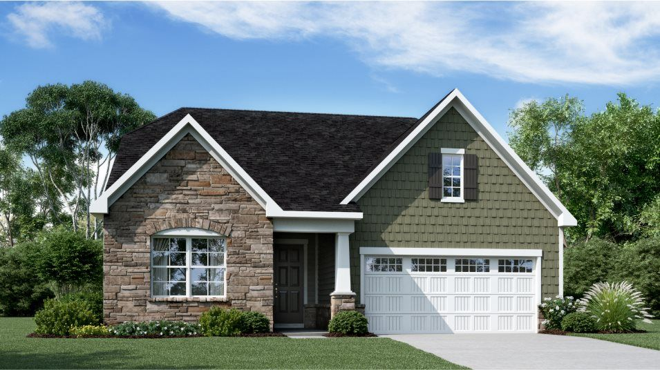 Exterior featured in the Harley By Lennar in Raleigh-Durham-Chapel Hill, NC