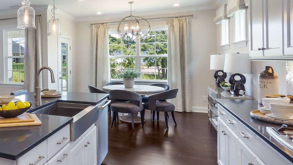 Kitchen featured in the Ansley By Lennar in Raleigh-Durham-Chapel Hill, NC