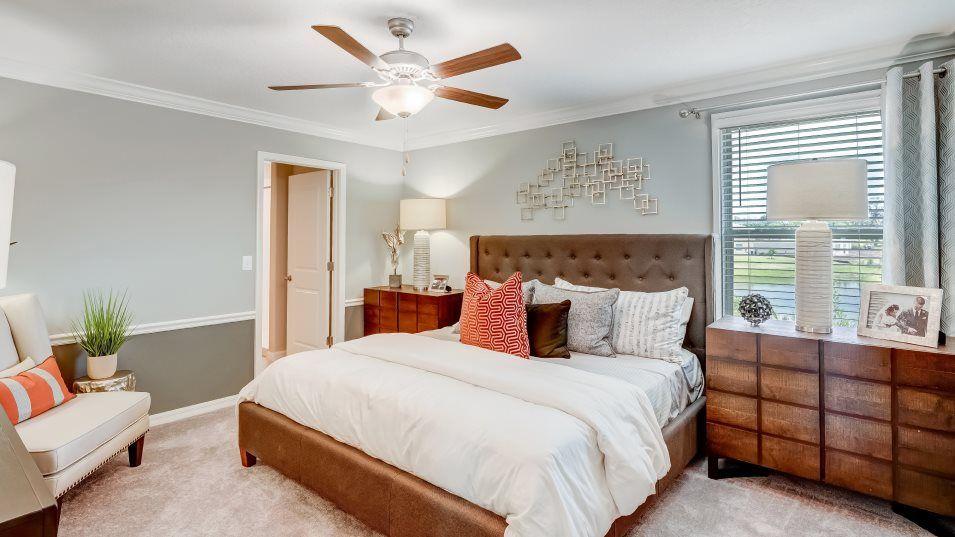 Bedroom featured in the Atlanta By Lennar in Tampa-St. Petersburg, FL
