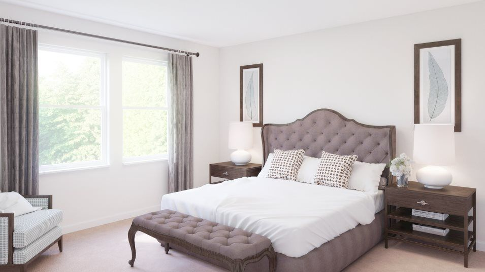 Bedroom featured in the Sunburst By Lennar in Tampa-St. Petersburg, FL