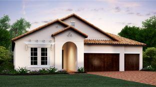 Daybreak - Medley at Southshore Bay - The Estates: Wimauma, Florida - Lennar