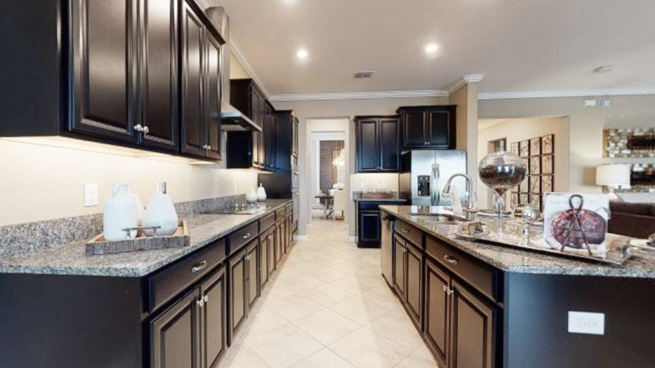 Kitchen featured in the Daybreak By Lennar in Tampa-St. Petersburg, FL