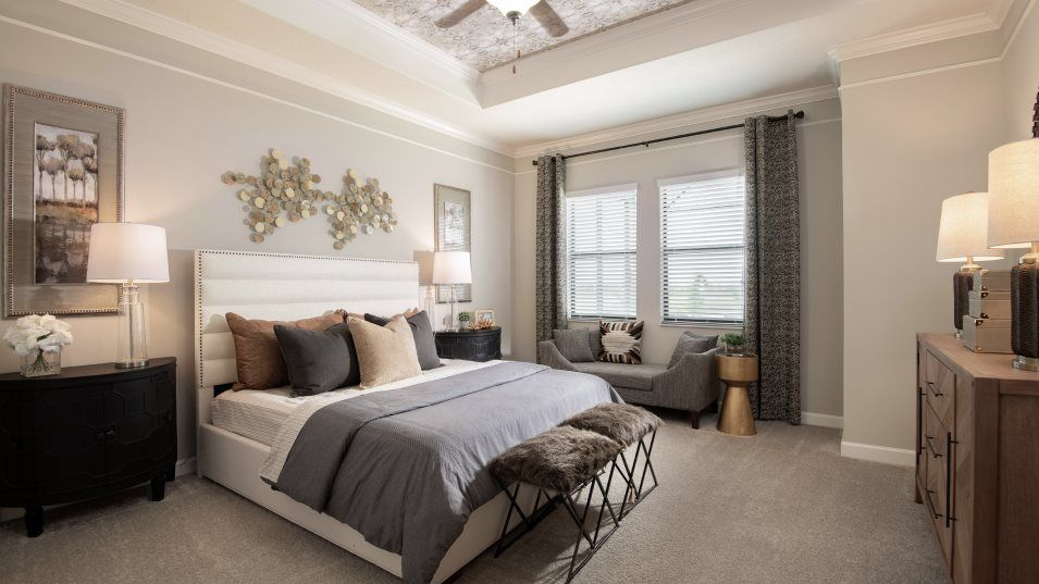 Bedroom featured in the Daybreak By Lennar in Tampa-St. Petersburg, FL
