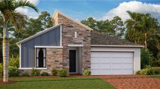 Brindley - Bryant Square - The Estates: New Port Richey, Florida - Lennar