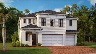 McGinnis - Bryant Square - The Estates: New Port Richey, Florida - Lennar