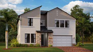 Preston - Bryant Square - The Estates: New Port Richey, Florida - Lennar