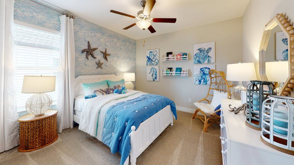 Bedroom featured in the Preston By Lennar in Ocala, FL
