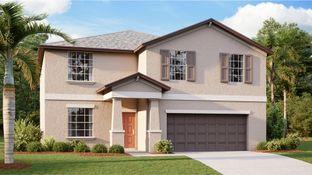 Richmond - Cypress Mill - The Estates: Sun City Center, Florida - Lennar