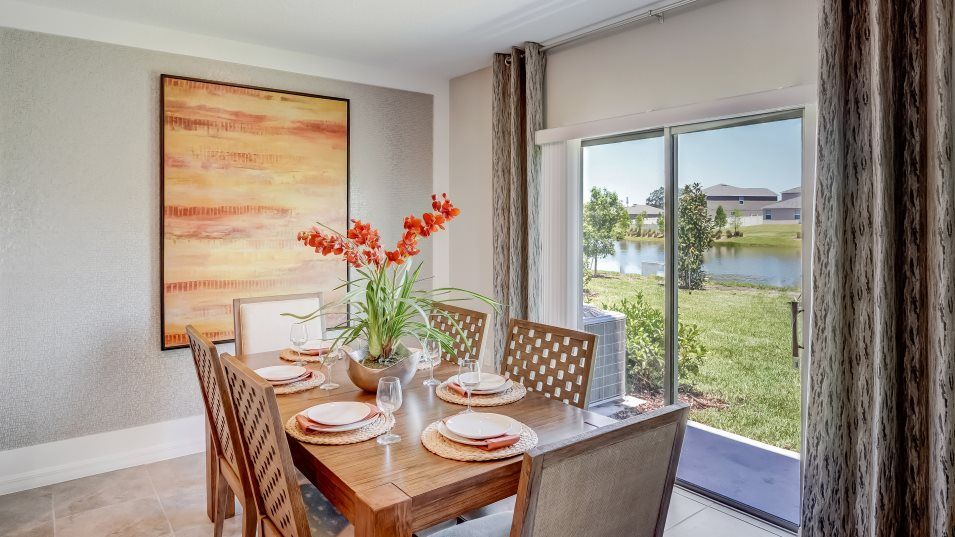 Living Area featured in the Atlanta By Lennar in Tampa-St. Petersburg, FL