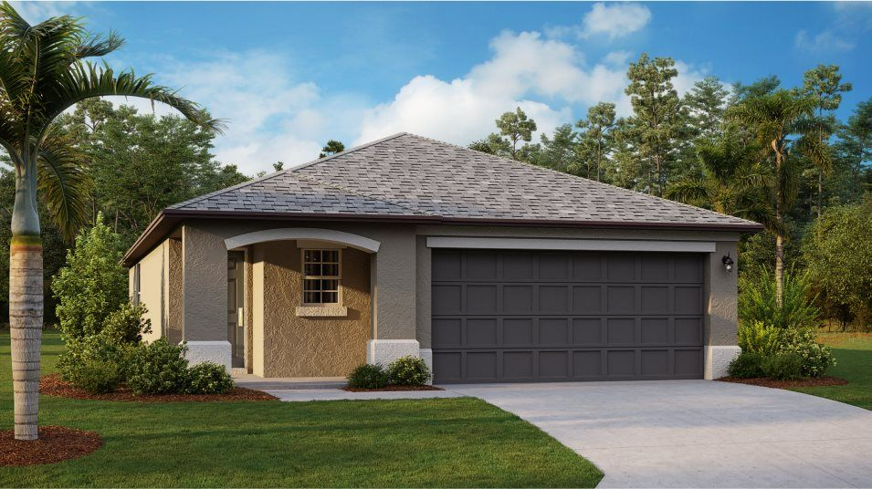 Exterior featured in the Annapolis By Lennar in Tampa-St. Petersburg, FL