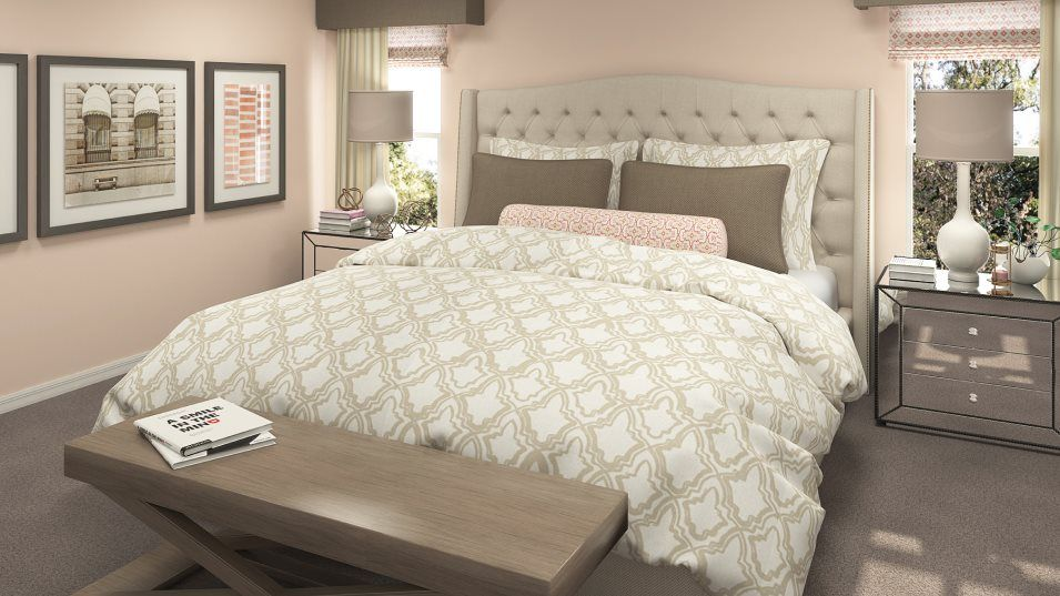 Bedroom featured in the Boston By Lennar in Tampa-St. Petersburg, FL