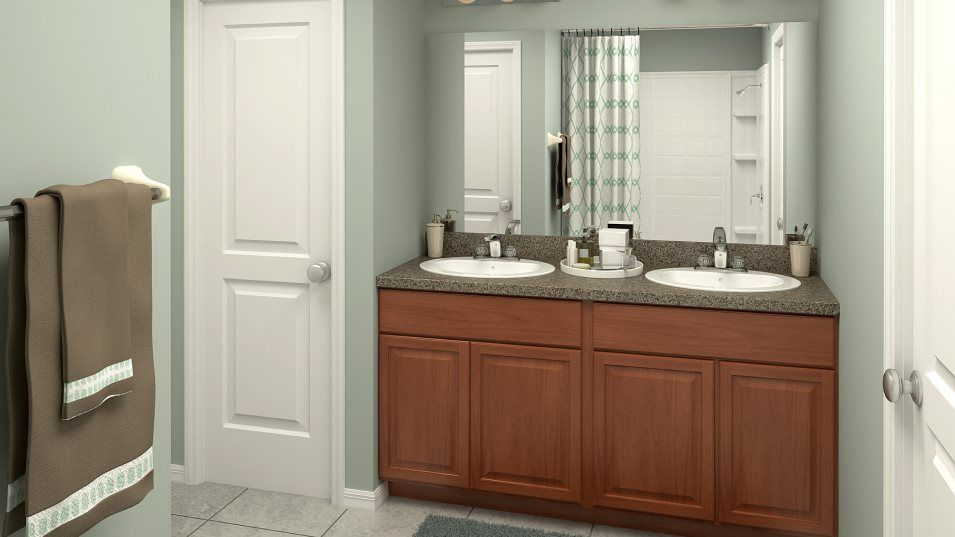 Bathroom featured in the Boston By Lennar in Tampa-St. Petersburg, FL