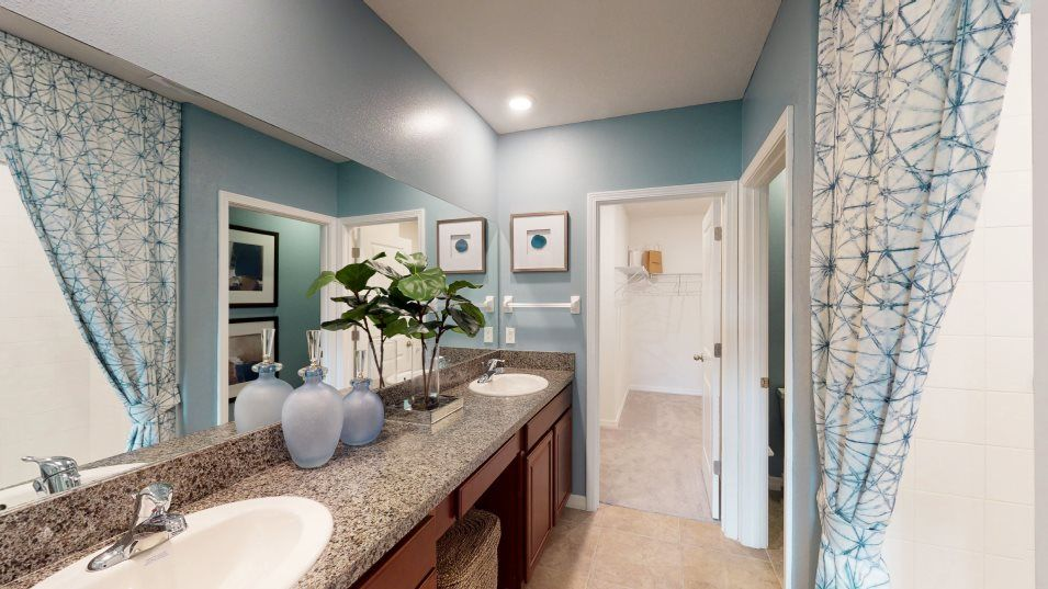 Bathroom featured in the Columbia By Lennar in Tampa-St. Petersburg, FL
