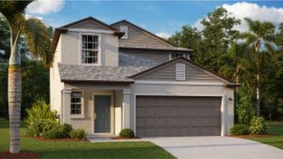 Columbia - Copperspring - The Manors: New Port Richey, Florida - Lennar