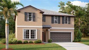 Trenton - Copperspring - The Estates: New Port Richey, Florida - Lennar