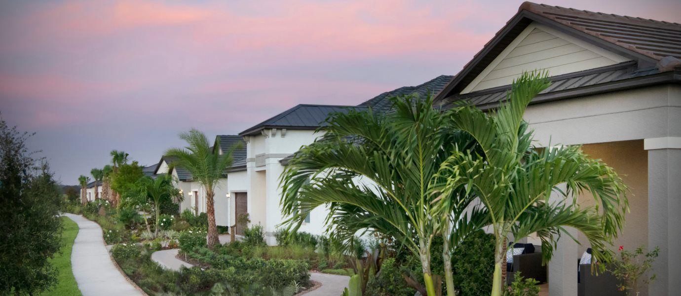 'Medley at Mirada - The Villas' by Lennar - Central Florida in Tampa-St. Petersburg