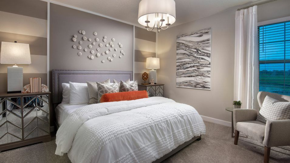 Bedroom featured in the Sunrise II By Lennar in Tampa-St. Petersburg, FL