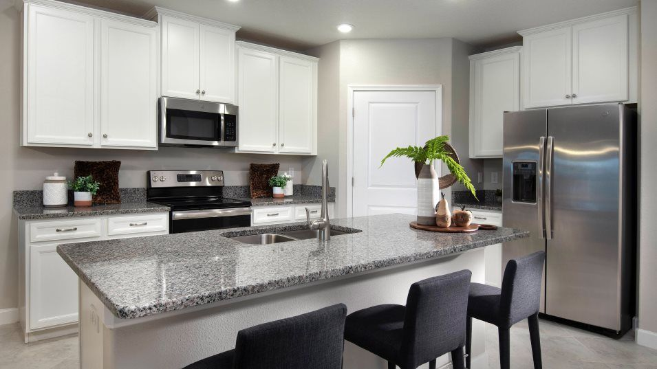 Kitchen featured in the Sunrise II By Lennar in Tampa-St. Petersburg, FL