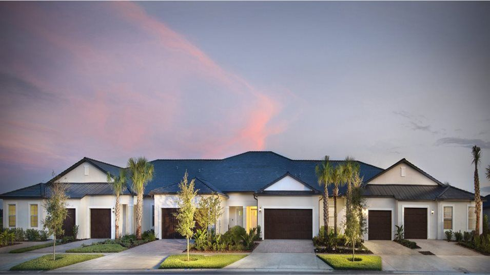 Exterior featured in the Dayspring II By Lennar in Tampa-St. Petersburg, FL