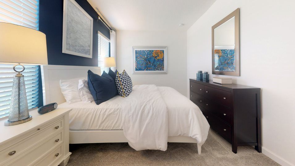 Bedroom featured in the Dayspring II By Lennar in Tampa-St. Petersburg, FL