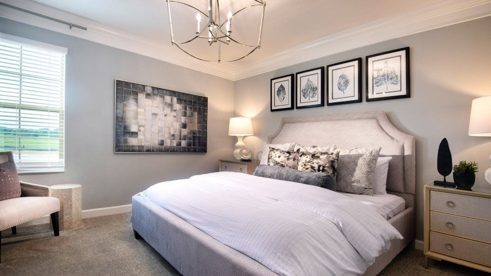 Bedroom featured in the Aurora II By Lennar in Tampa-St. Petersburg, FL