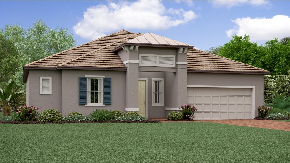 Exterior featured in the Argent By Lennar in Tampa-St. Petersburg, FL