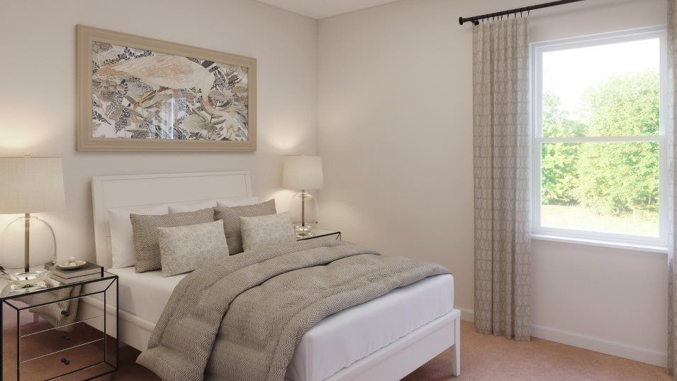 Bedroom featured in the Eventide By Lennar in Tampa-St. Petersburg, FL