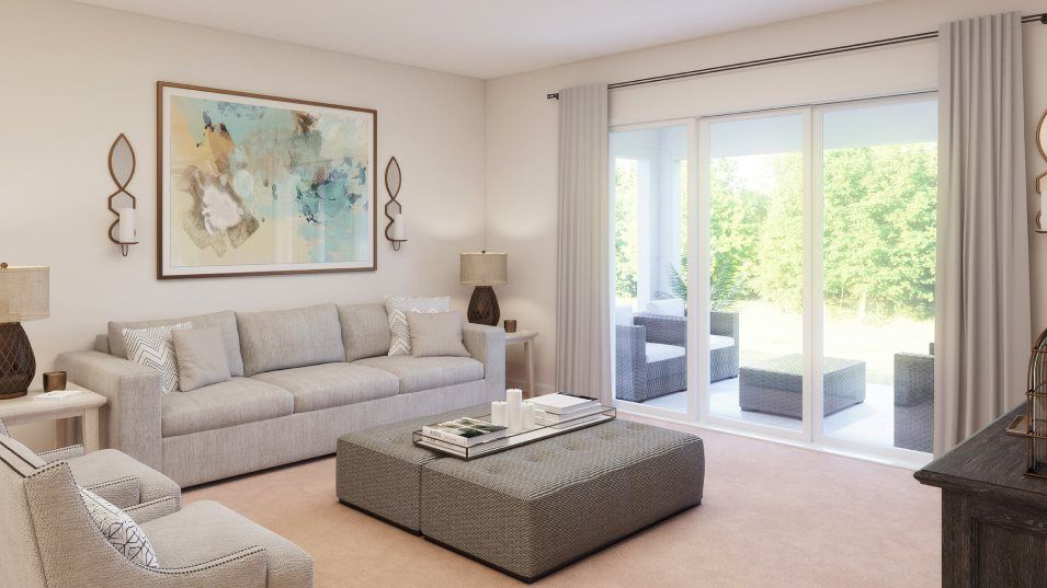 Living Area featured in the Eventide By Lennar in Tampa-St. Petersburg, FL