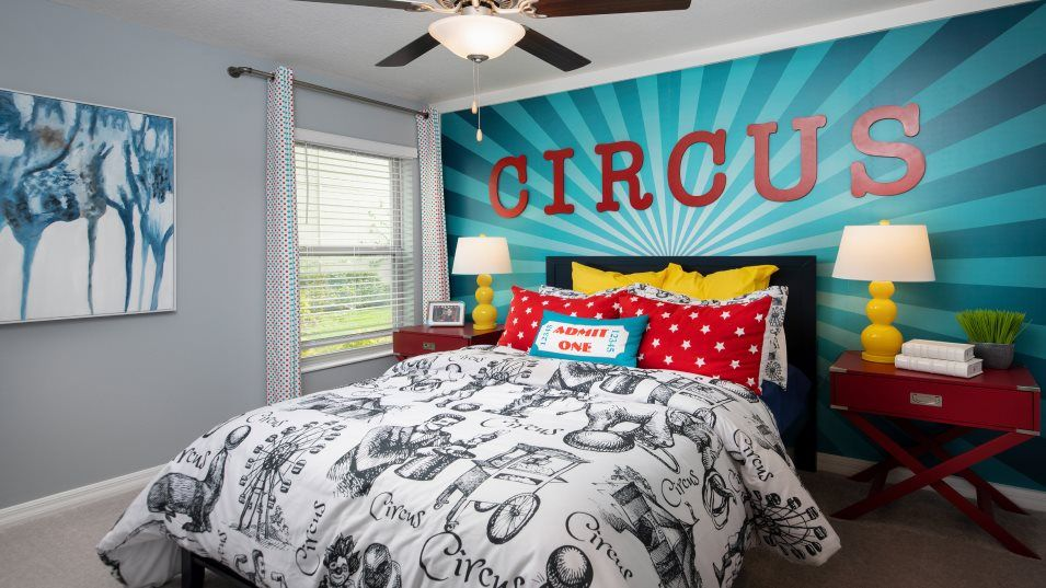 Bedroom featured in the Dover By Lennar in Tampa-St. Petersburg, FL