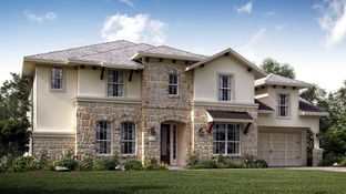 Bach - Wildwood at Northpointe - Classic and Wentworth Collection: Tomball, Texas - Village Builders
