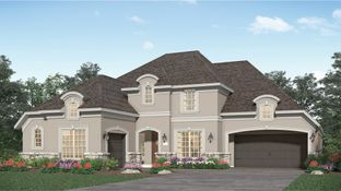 Gershwin II - Wildwood at Northpointe - Classic and Wentworth Collection: Tomball, Texas - Village Builders