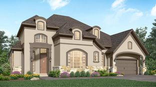 Victoria - Wildwood at Northpointe - Classic and Wentworth Collection: Tomball, Texas - Village Builders