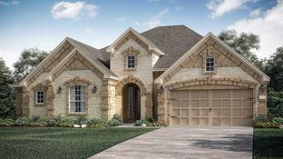 Norwalk - Wildwood at Northpointe - Classic and Wentworth Collection: Tomball, Texas - Village Builders