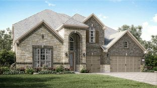 Chatham - Wildwood at Northpointe - Classic and Wentworth Collection: Tomball, Texas - Village Builders