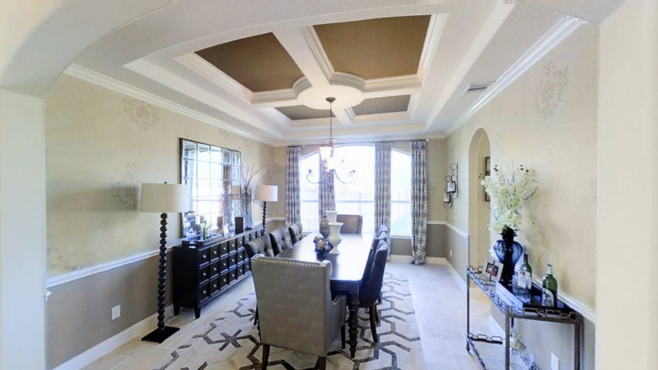 Living Area featured in the Berkshire By Village Builders in Houston, TX