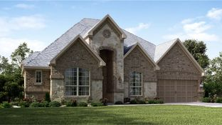 Preston - Woodtrace - Wentworth Collection: Pinehurst, Texas - Village Builders