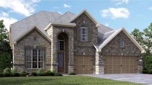 Whitaker - Woodtrace - Wentworth Collection: Pinehurst, Texas - Village Builders