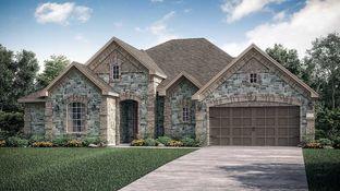 Rocklin - Woodtrace - Wentworth Collection: Pinehurst, Texas - Village Builders