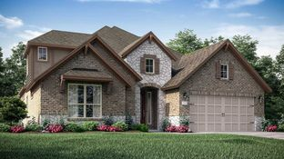 Benwick - Towne Lake - Cambridge, Icon & Provence Collections: Cypress, Texas - Village Builders
