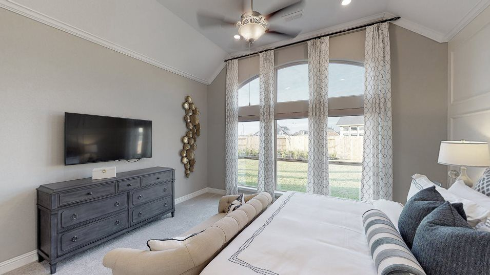 Bedroom featured in the Amethyst By Lennar in Houston, TX