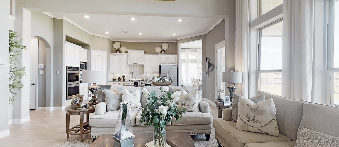 Living Area featured in the Jasper By Lennar in Houston, TX