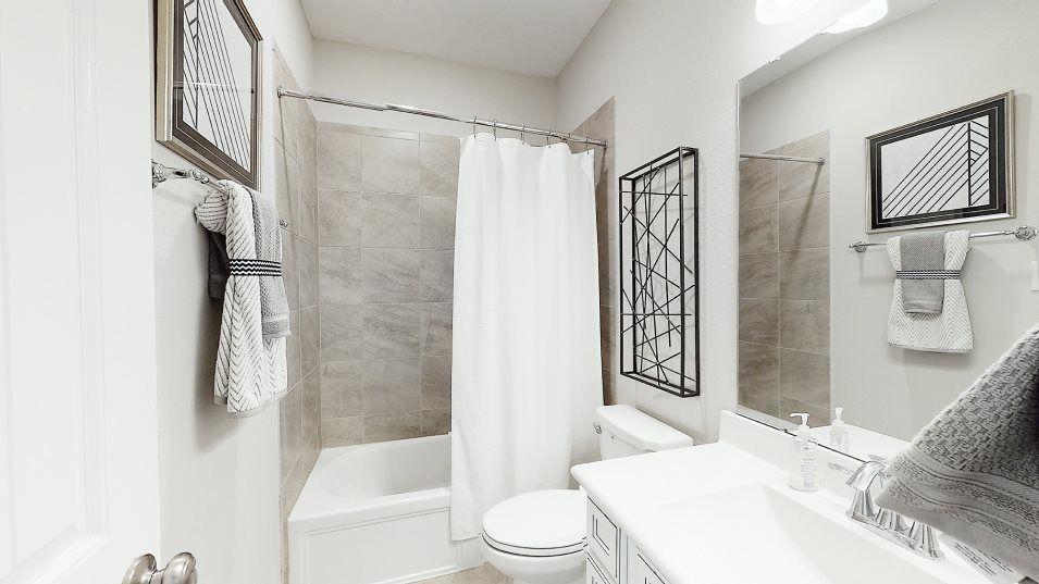 Bathroom featured in the Jasper By Lennar in Houston, TX
