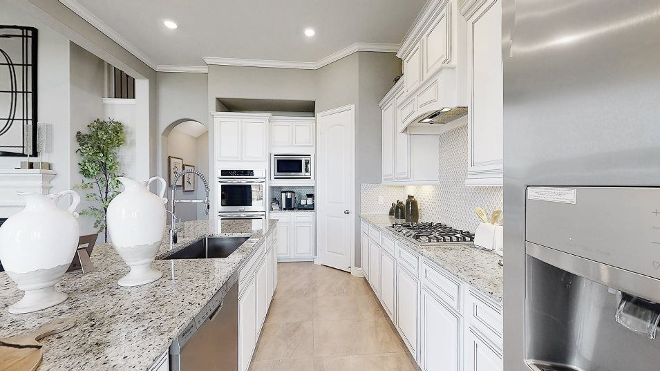 Kitchen featured in the Jasper By Lennar in Houston, TX