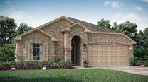 Newport - Wildflower Collection by Lennar in Houston Texas