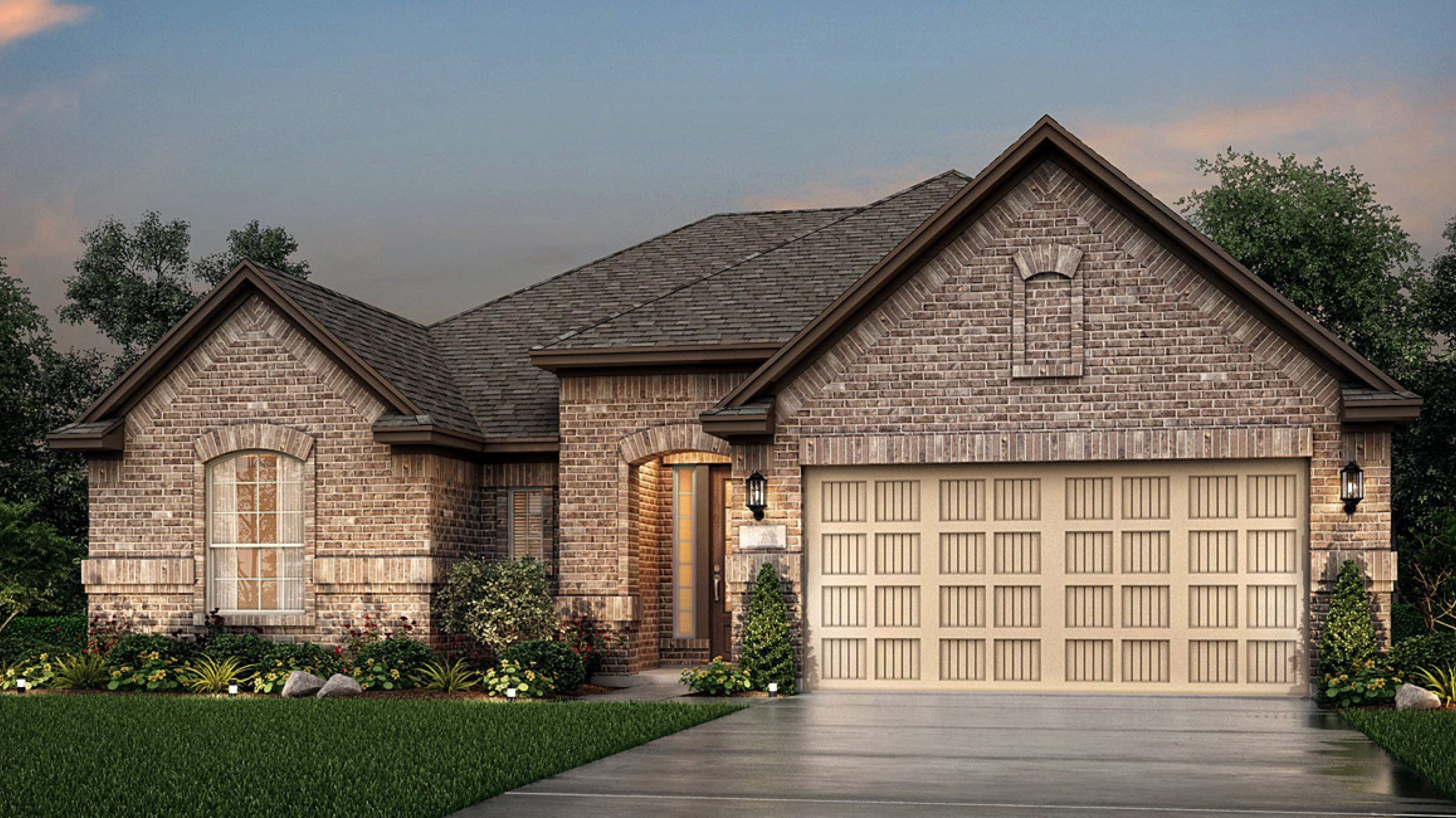 Exterior featured in the Blackstone By Lennar in Houston, TX