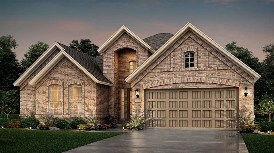 Exterior featured in the Southwind By Lennar in Houston, TX