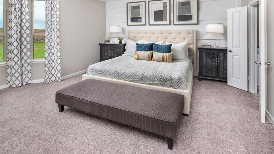 Bedroom featured in the Southwind By Lennar in Houston, TX